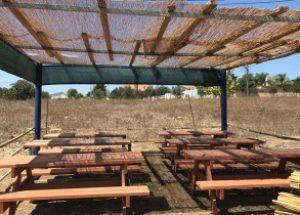 פינות ישיבה  - פארק הדייג ספסופה